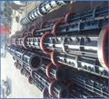 Africa Standard PSC & RCC Concrete electric Spun Pole Machine