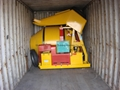 Hot Sale JZC350 Mobile Concrete Mixer With Self Loading From China