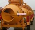 JZC500 rotating drum concrete mixer CE