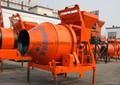 JZC500 rotating drum concrete mixer CE standard