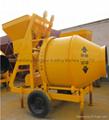 JZC500 reversed rolling concrete mixer,industrial cement mixing machine