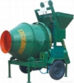 High Quality Small Concrete Mixers
