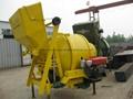 Best sale building machinery concrete mixer JZC350