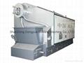Szl Series Packaged Steam Boiler,4-10ton