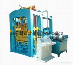 block forming plant,cement block machine,brick making machine