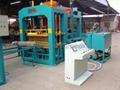 Flyash block machine