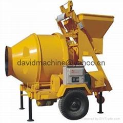 JZC Concrete Mixer,Diesel mixer,Mixing plant