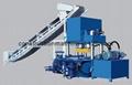 DY-3000S cuberstone machine,paver brick machine,color brick machine