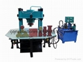 DY-150T Paver Block Machine,color brick machine,cuberstone machine