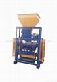 QT40-1 Semi block machine,brick making