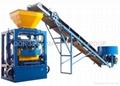 QT4-26 cement block machine,block