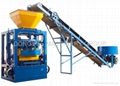 QT4-26 cement block machine,block machine,brick making machine