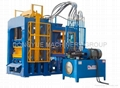 QT8-15 cement block machine,brick making machine