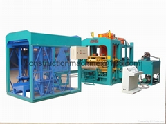 QT8-15 block making machine,hydraulic block machine