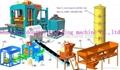 QT8-15 block making machine,hydraulic block machine