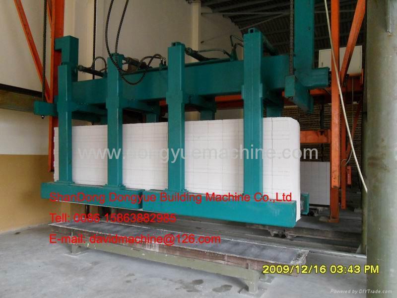 加氣磚生產線 1