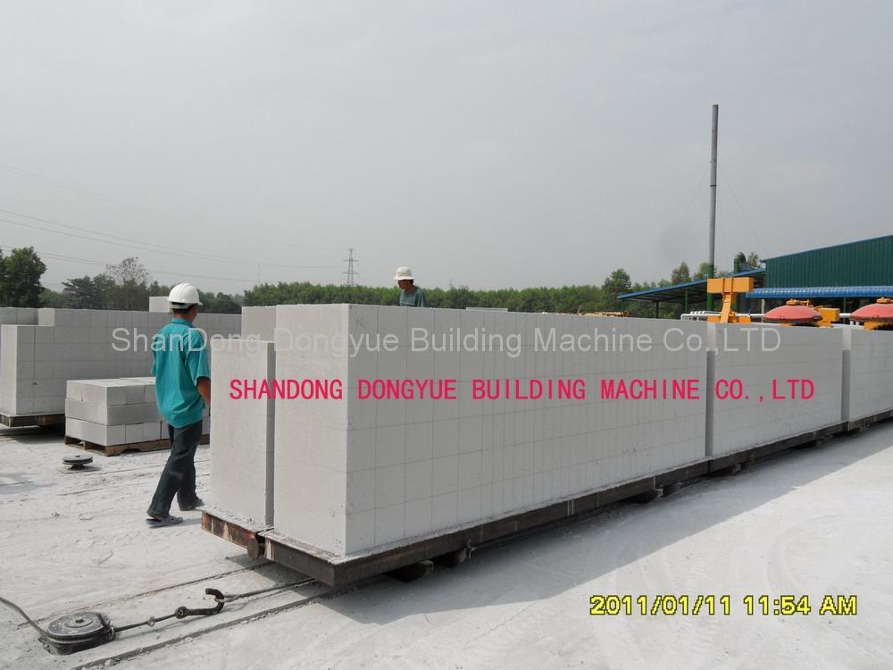 加氣混凝土設備,加氣磚機 1