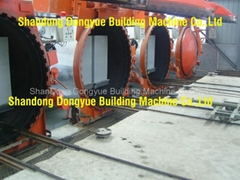 AAC block machine,aerated brick machine,AAC brick plant