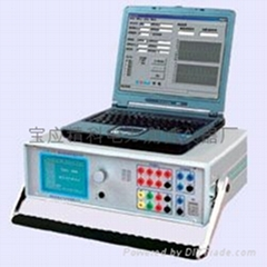 微机继电保护试验装置