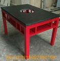 定制大理石火锅桌椅