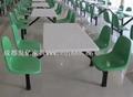 食堂餐桌椅
