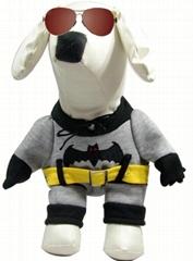 宠物服装蝙蝠侠
