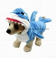 鯊魚變身裝