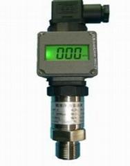 普通压力变送器压力传感器带显示压力表
