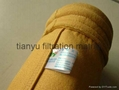 high temperature filter bag  4