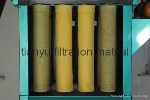 high temperature filter bag  3