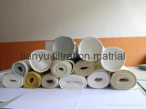 normal temperature filter bag 3