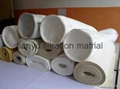 sub-high temperature filter bag PTFE/PPS