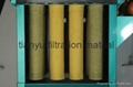 Dust collector filter bags PPS/Aramid