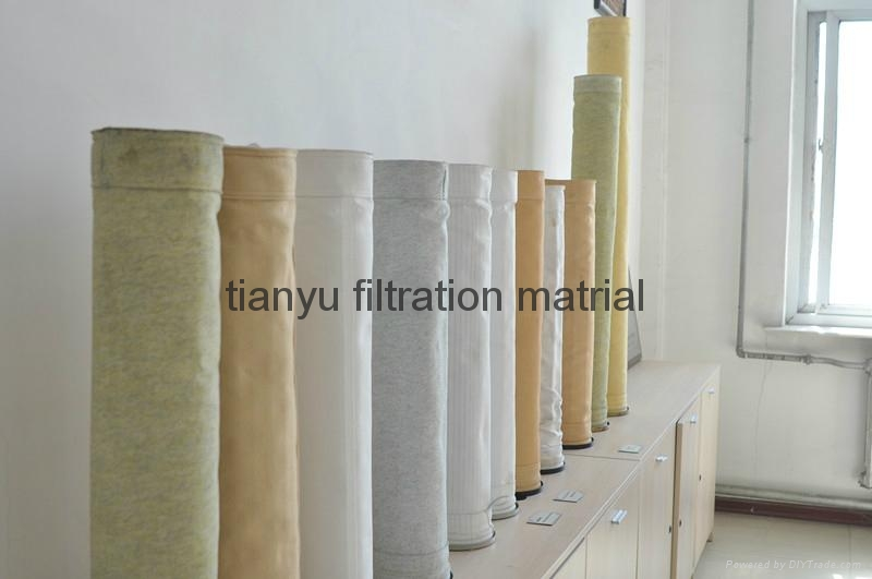 Waste Incineration Industry Bag Filters 1