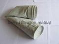 Polyester Scrim Antistatic Bag Filter