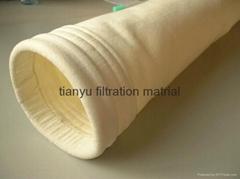 Acrylic Non Woven Bag Filters