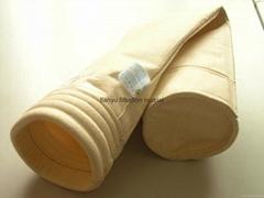 Meta-Aramid Non Woven Bag Filters Filter Fire Retardant Filter Bags