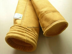 Polyimide Non Woven Bag Filters