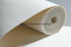 PPS Non Woven Fabric pow