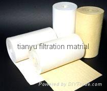 PTFE Non Woven Fabric
