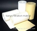 Glassfiber compound Non Woven fabric