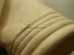 Meta-Aramid Filter Cloth Filter Fire Retardant Needle Felt Filter Cartridge