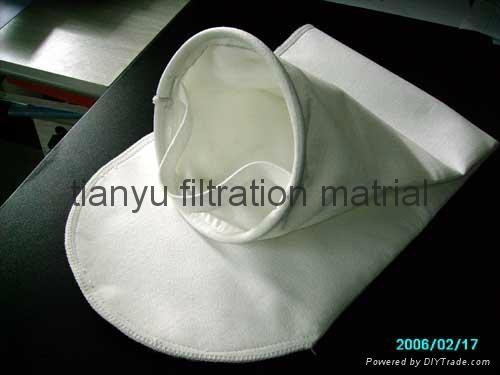 PP dust filter bag 1