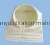 Non Woven Polyester Fabric Filter Bag For Bag Housing