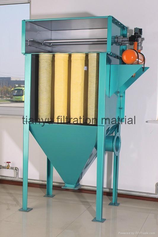 China Supplier Dust Filtration Bag Aramid Nomex Filter 1