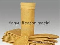 High Quality Industrial P84 Needle Felt Filter Bag