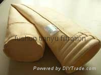 High temperature resistant PPS coated PTFE Filter cloth fabric for thermal power