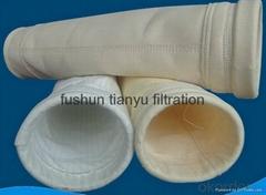 Acrylic Non-woven Felt Filter Bag Filter Material