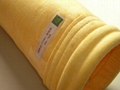 Dust collector filter bag polyester/ PPS/aramid/PTFE/ Glassfiber filter media 2