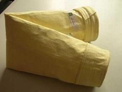 High temperature filter bag pps/PTFE/Polyimide/Glassfiber